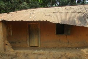 The Water Project: Modia Community, 63 Spur Road -  Household