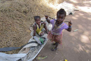 The Water Project: Moniya Community -  Kids