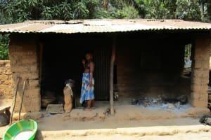 The Water Project: Moniya Community -  Kitchen