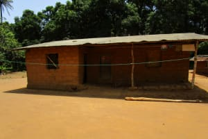 The Water Project: Moniya Community -  Household Compound