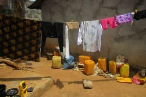 The Water Project: Kamasando DEC Primary School -  Clothesline