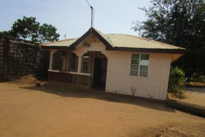 The Water Project: Kamasando DEC Primary School -  Household