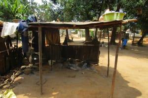 The Water Project: Kamasando DEC Primary School -  Kitchen
