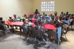 The Water Project: Kamasando DEC Primary School -  Learning