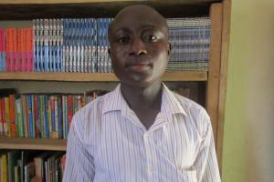 The Water Project: Kamasando DEC Primary School -  Martin Koroma