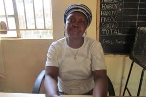 The Water Project: Kamasando DEC Primary School -  Zainab Kamara