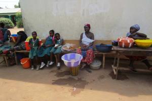 The Water Project: Kamasando DEC Primary School -  School Canteen