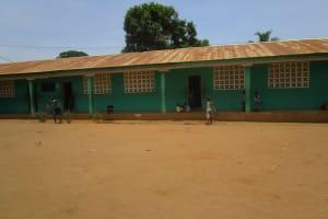 The Water Project: Kamasando DEC Primary School -  School Compound