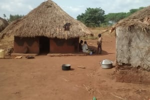 The Water Project: Katugo Community A -  Homestead