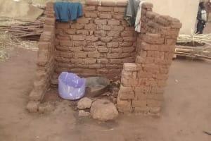 The Water Project: Katugo Community -  Bathing Area
