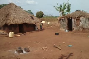 The Water Project: Katugo Community -  Homestead