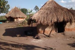 The Water Project: Nyakarongo Community -  Homestead