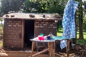 The Water Project: Alimugonza Pabidi Community -  Dish Drying Rack