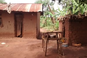 The Water Project: Pakanyi Gwoki Community -  Dish Drying Rack