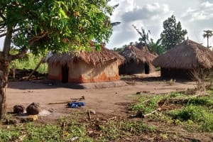The Water Project: Nyakarongo Center Community -  Homestead