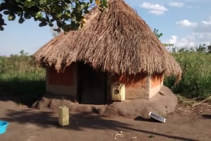 The Water Project: Nyakarongo Center Community -  Water Storage Containers