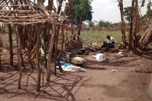 The Water Project: Nyakarongo Center Community -  Yard