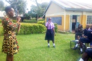 The Water Project: St. Stephen Maraba Secondary School -  Training