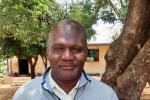 The Water Project: Rabuor Primary School -  Headteacher Agutu