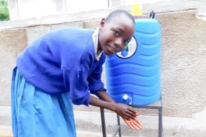 The Water Project: Rabuor Primary School -  Handwashing Stations
