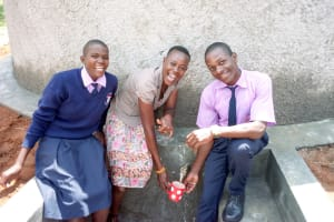 The Water Project: St. Stephen Maraba Secondary School -  Clean Water