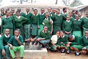 The Water Project: Injira Secondary School -  Clean Water