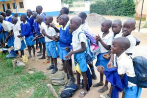 The Water Project: Rabuor Primary School -  Training