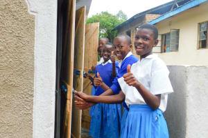 The Water Project: Rabuor Primary School -  New Latrines