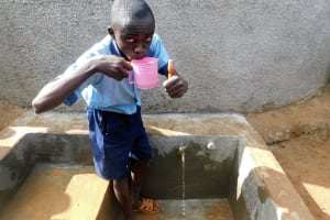 The Water Project: Kenneth Marende Primary School -  Clean Water