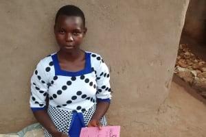 The Water Project: Chandolo Community, Joseph Ingara Spring -  Anaya Minayo