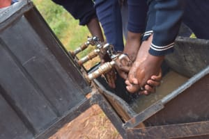 The Water Project: Mbuuni Secondary School -  Clean Hands