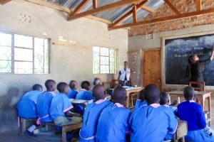 The Water Project: Eshiamboko Primary School -  Training