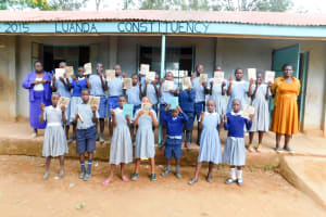 The Water Project: Emmaloba Primary School -  Training Participants