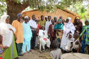 The Water Project: Kitonki Community A -  Water User Committee Meeting