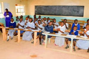 The Water Project: Emmaloba Primary School -  Handwashing Training