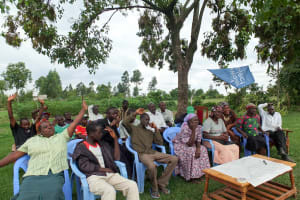 The Water Project: Vilongo Community -  Hygiene Training