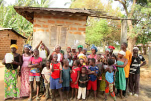 The Water Project: Molokoh Community, 720 Main Motor Road -  New Tippy Tap Handwashing Stations
