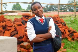The Water Project: Samson Mmaitsi Secondary School -  Harriet Shikunye Elected President Of The Health Club