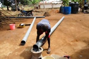 The Water Project: Tulun Community, 10 Tulon Road -  Drilling