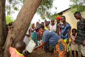 The Water Project: Royema MCA School and Community -  Handwashing Training