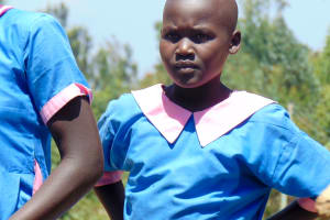 The Water Project: Eshiamboko Primary School -  Elected Health Club Leader