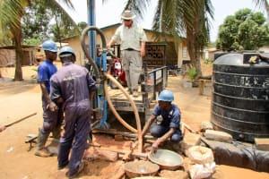 The Water Project: Mahera Community, 3 Robolla Street -  Drilling