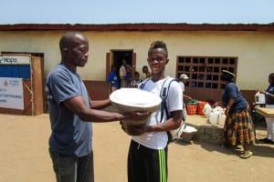 The Water Project: Kasongha Community, Kombrai Road -  Raffle Winner
