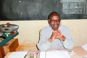 The Water Project: Viyalo Primary School -  Headteacher