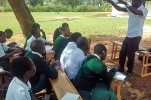 The Water Project: Mulwakhi Secondary School -  Training