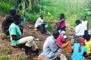 The Water Project: Ejinja Community, Anekha Spring -  Training