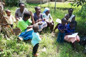 The Water Project: Matsakha Community, Mbakaya Spring -  Training