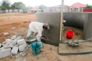 The Water Project: Mahera Community, 3 Robolla Street -  Bricking The Well