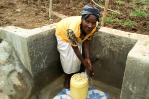 The Water Project: Musango Community, Jared Lukoko Spring -  Clean Water
