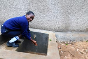 The Water Project: Essaba Secondary School -  Clean Water